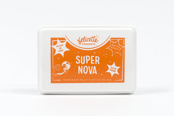 Super Nova - Orange Ink Pad