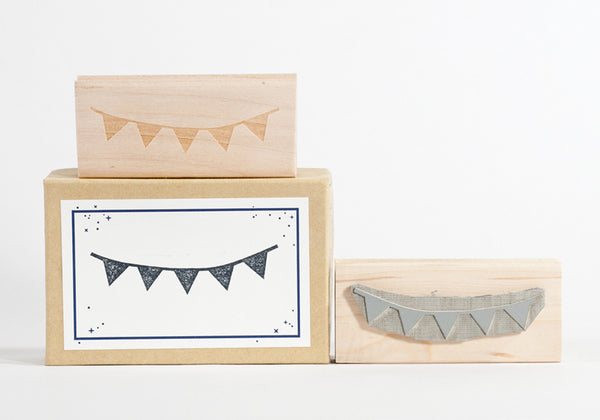 Bunting Stamp