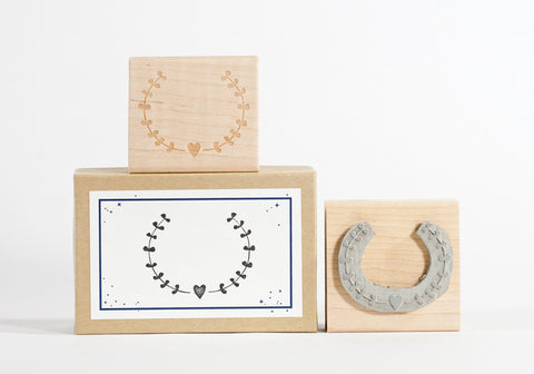 Eucalyptus Wreath Stamp