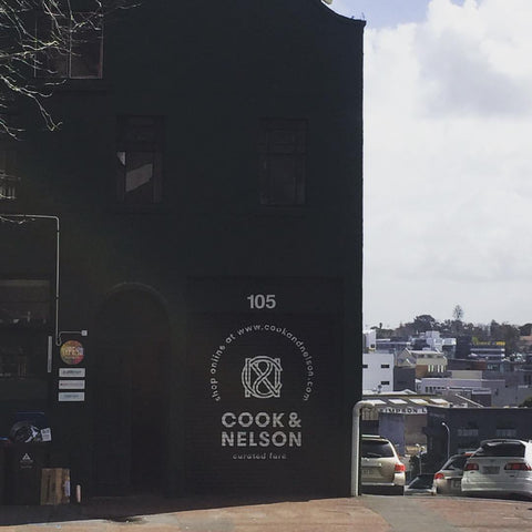 Cook & Nelson HQ
