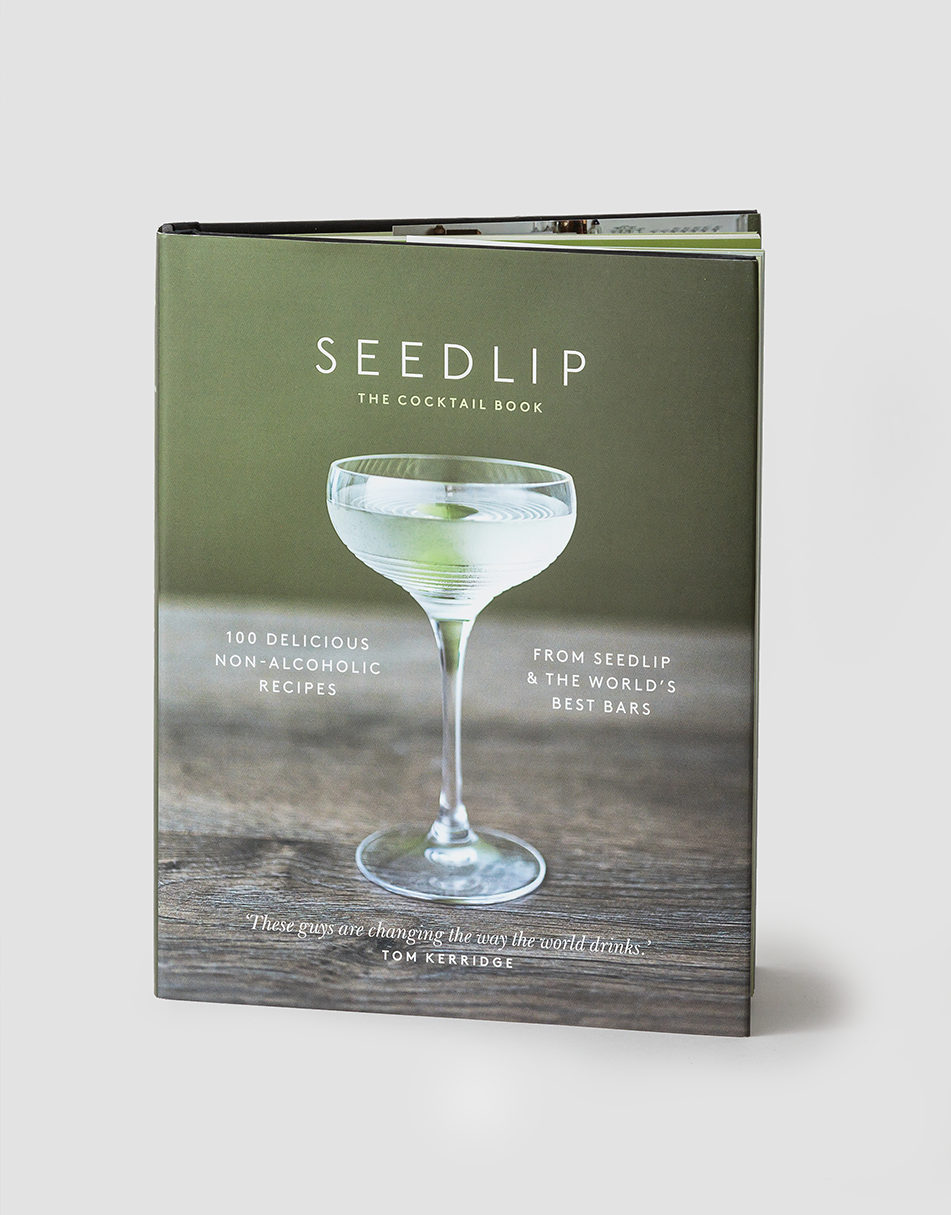 Seedlip - The Cocktail Book