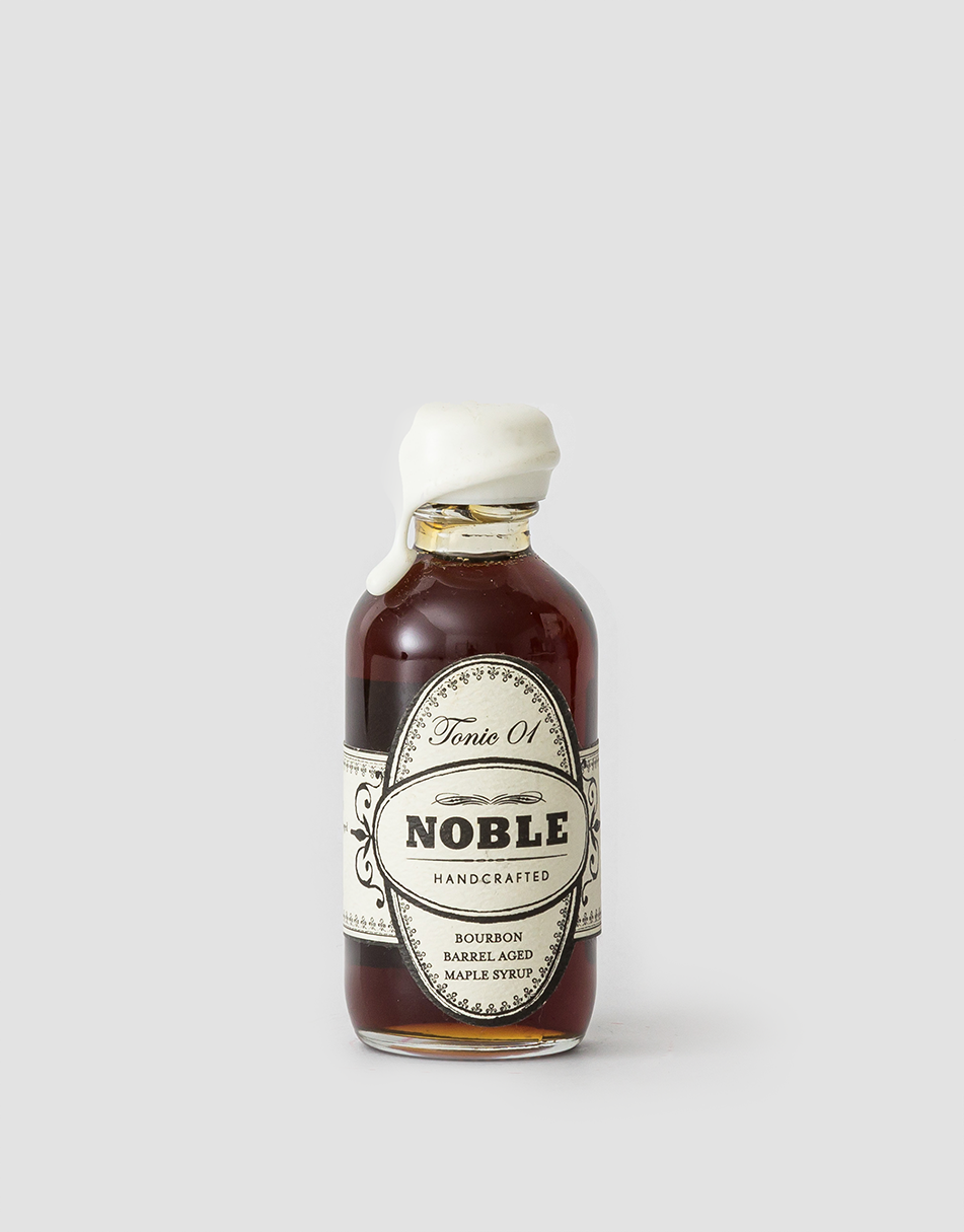 Noble Handcrafted Tonic 01: Tuthilltown Bourbon Barrel Matured Maple Petite 60ml