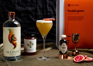 Seedlip Grove 42 Paddington Cocktail Kit