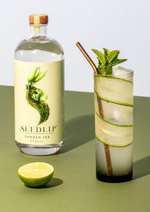 Seedlip Garden Goddess Cocktail Kit