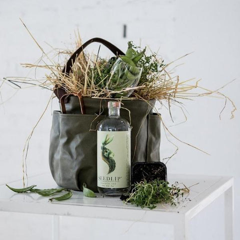 Seedlip x Everyday Needs x Deadly Ponies Garden Bag