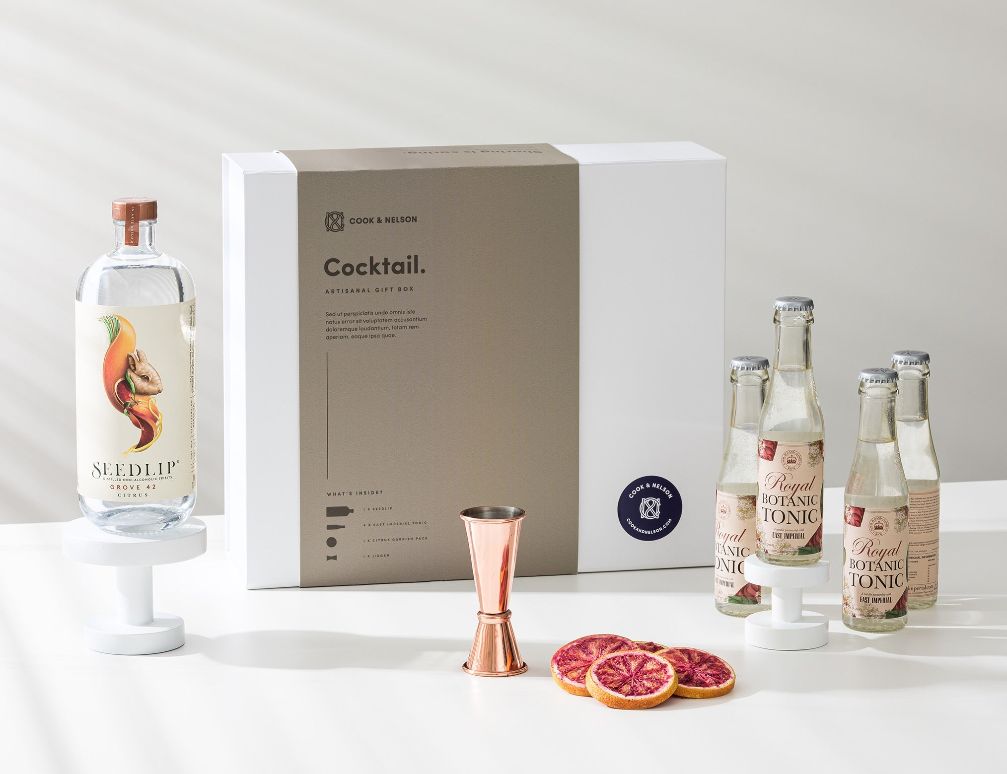 Cocktail Artisanal Gift Box