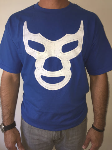 BLUE DEMON BLUE T-SHIRT