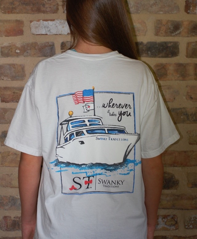 The Open Seas T-Shirt