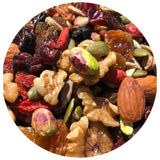 Delux fruit mix with nuts 1kg