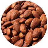 Dry Roasted Australian Unsalted Almonds 1kg