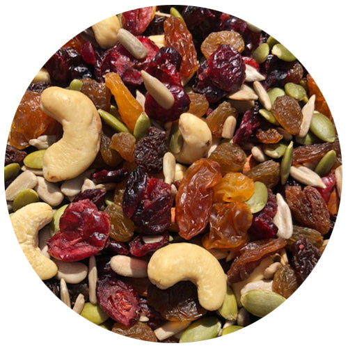 Fruit With Nuts & coconut 1kg