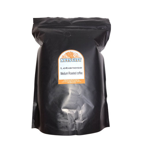 Lebanese Medium Roast Coffee Beans 1kg