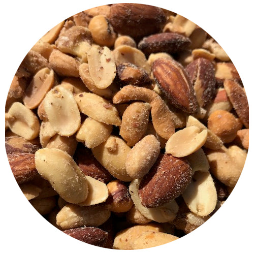Mixed Nuts with Peanut Salted 1kg