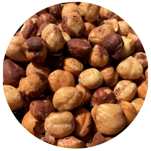 Roasted hazelnut