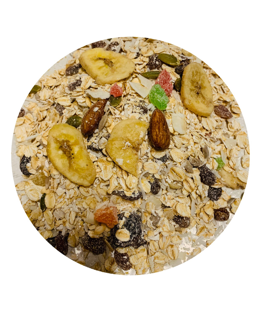 Tropical Muesli With Nuts 1kg