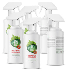 SayByeBugs Ultimate Bed Bug Extermination Kit 6x 16oz - $19.99/bottle