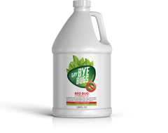 SayByeBugs Bed Bug Extermination Spray - 1 gallon refill - New Formula