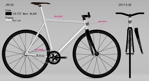 JRI Fixed GEar