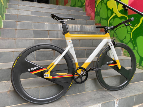 Stiffi wheels Seb vettels bike