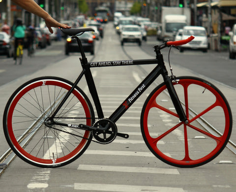 Fitness First Fixie