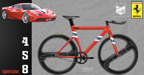 Design JRI justrideit bikes fixed gear vettel