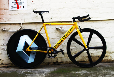 renault bike custom JustRideit