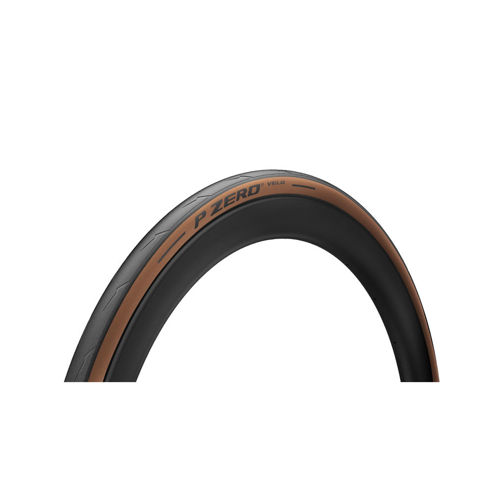 PIRELLI P Zero Velo Brown Side Wall 700x25c