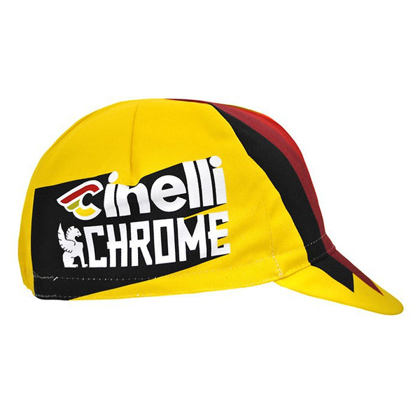 Cinelli Team Chrome Racing Cap