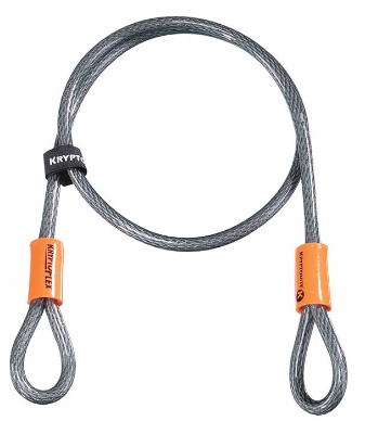 Kryptonite KryptoFlex 410 Double Loop Cable
