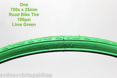 Coloured Fixie Tyres  *700x25c