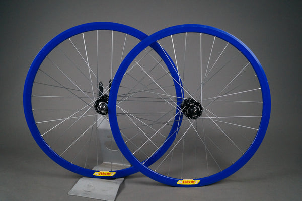 Velocity Deep V Blue Wheelset