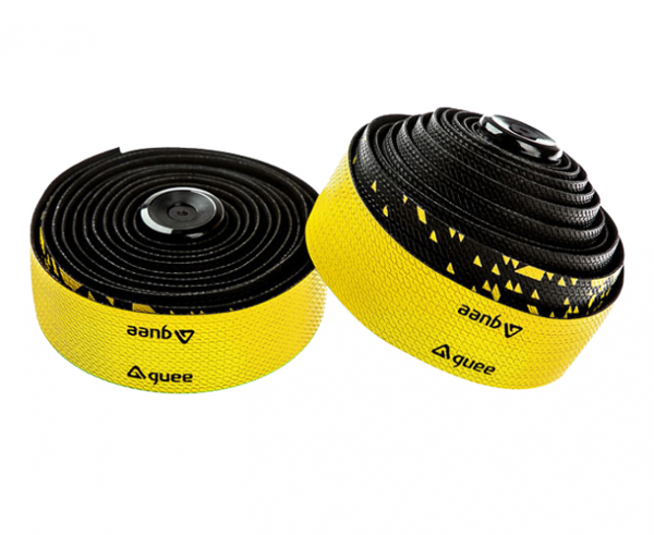 GUEE Bar Tape - DUAL - Black/Yellow