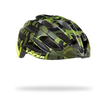 The Lazer Blade Helmet (Camo & Matte Black)
