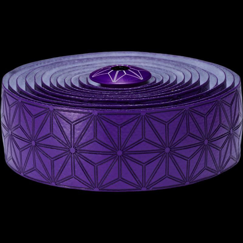 Supacaz Bar Tape SSK Neon Purple