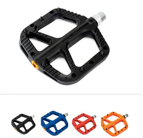 RYFE NYLON COMP PEDAL - SASQUATCH - SEALED BEARING - REMOVABLE PINS
