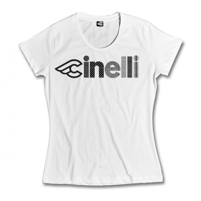 Cinelli Optical Ladies T-Shirt
