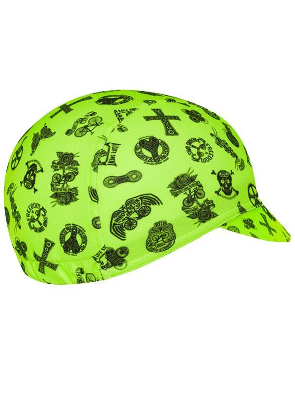 Cycology Velosophy Cycling Cap