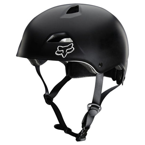 Fox Fixed Helmet (Matte Black)