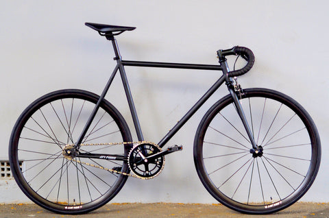The Cujo Street Bike by JRI Fixed