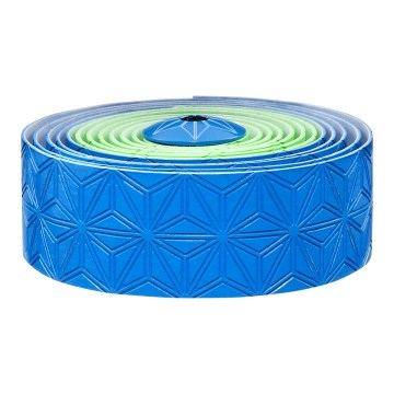 Supacaz Bar Tape SSK Neon Green/Neon Blue