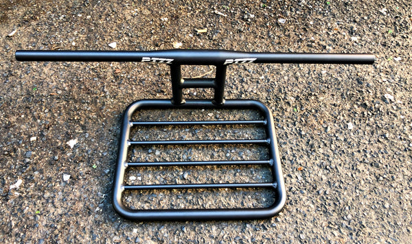 Front Integrated Rack 31.8mm Bolt On / Flat Tray