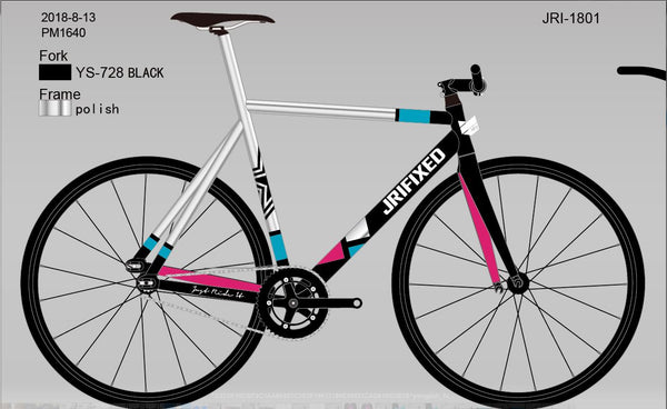 The Team Bike 2019