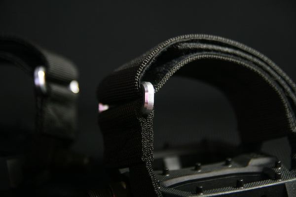 Zulu Straps Black - Voted #1 Straps