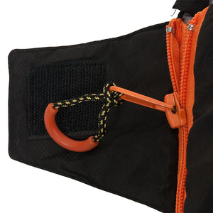 Sleeping bag - zipper puller