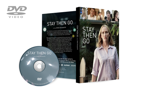 Stay Then Go DVD