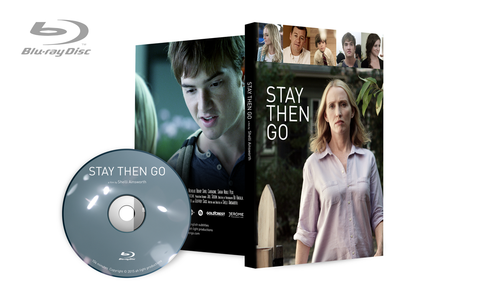 Stay Then Go Blu-ray