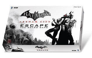 Batman Arkham City Escape