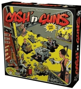 Ca$h n' Gun$ (Second Edition)