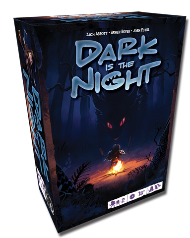 Dark is the Night (pre-order)