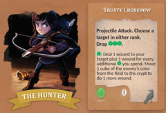 The Stygian Society Hunter Hero Promo